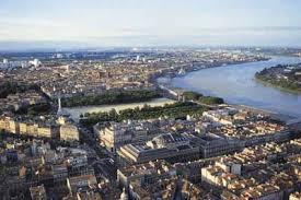 Vue de Bordeaux