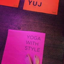 Yoga in the City - Le Blog de Natte