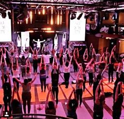 Yoga in the City - Le Blog de Natte