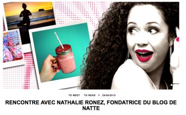 Le blog de Natte - YUJ Le Blog