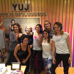 Sound Off Yoga - YUJ - Le Blog de Natte