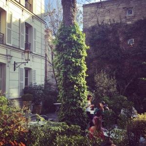hôtel particulier montmatre - alexandra g yoga - le blog de natte