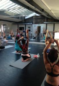 R&B Yoga - Le blog de Natte
