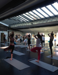 R&B Yoga - Le blog de Natte
