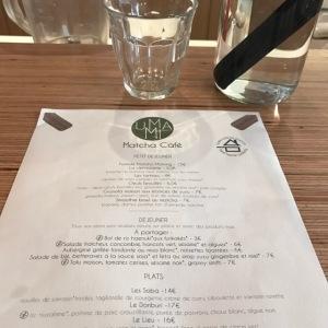 Umami matcha café - le blog de natte